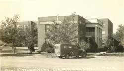 Image of Anna Jarvis Hall
